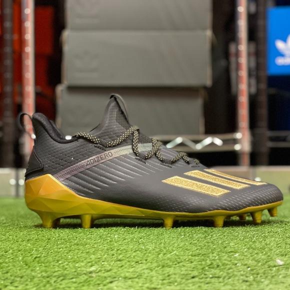 Adidas Adizero x Anniversary Mens Football Sz 10.5